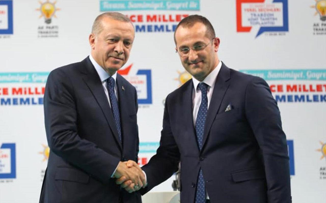 Trabzon'un Akçabat Belediye Başkanı Osman Nuri Ekim koronavirüse yakalandı