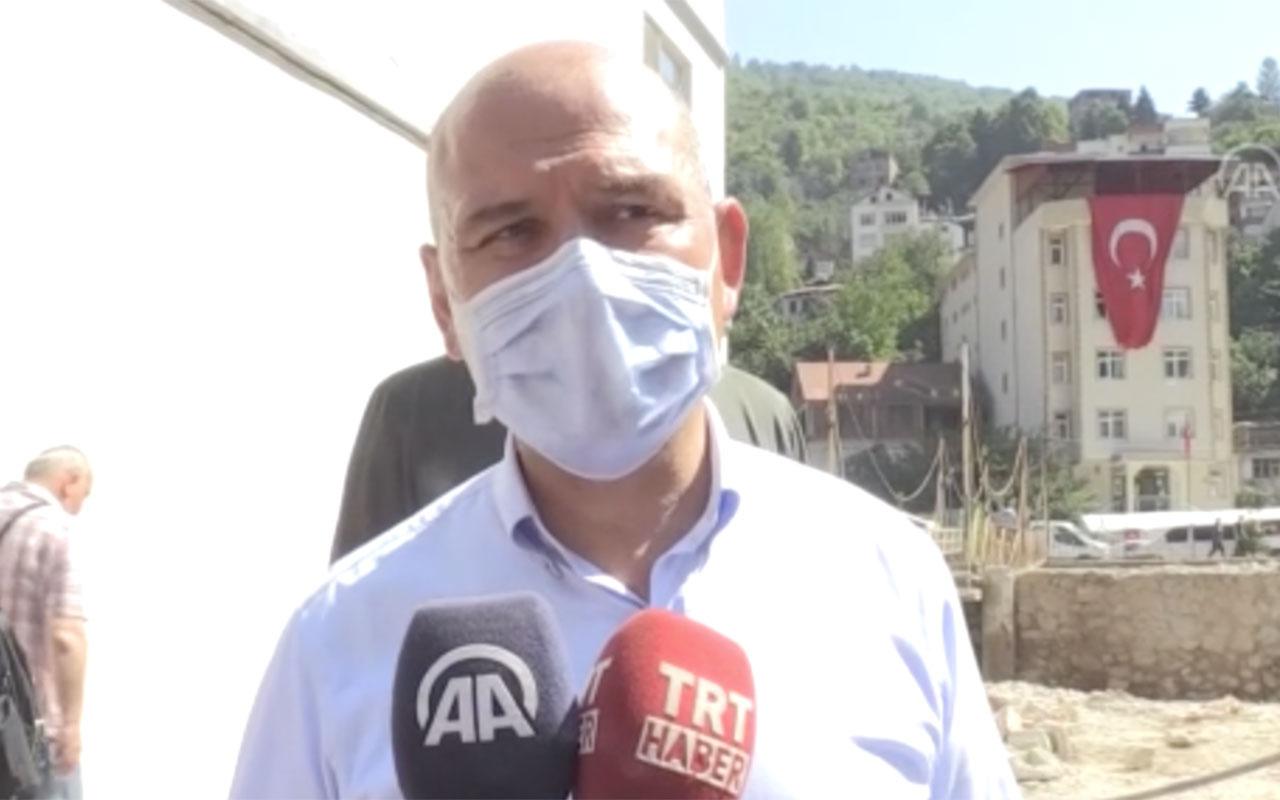 İçişleri Bakanı Süleyman Soylu duyurdu! DEAŞ'ın Türkiye emiri Mahmut Özen yakalandı