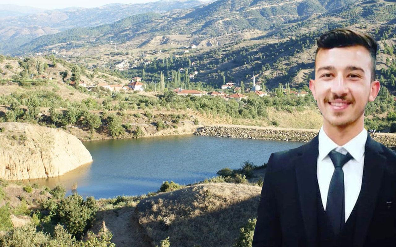Aydın'da balık tutarken gölete düşen genç kayboldu