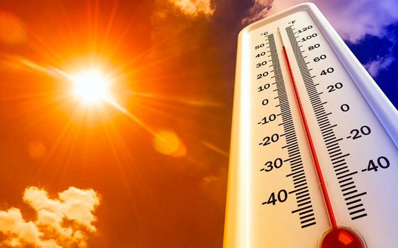 90 yılın en sıcak eylül ayı! Hava sıcaklıkları rekor kıracak