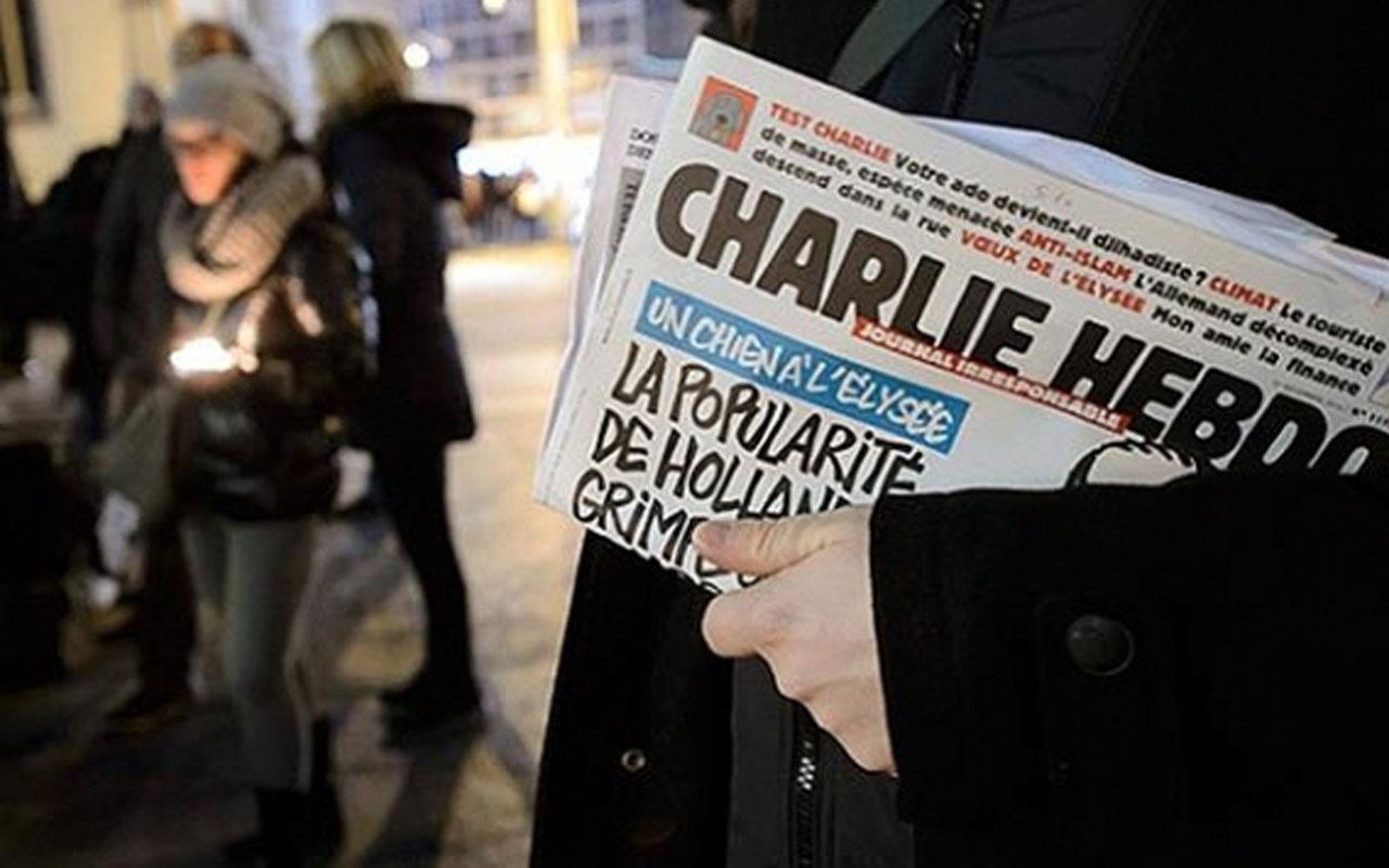 Dışişleri Bakanlığı'ndan Charlie Hebdo'ya 'Hz. Muhammed karikatürü' tepkisi