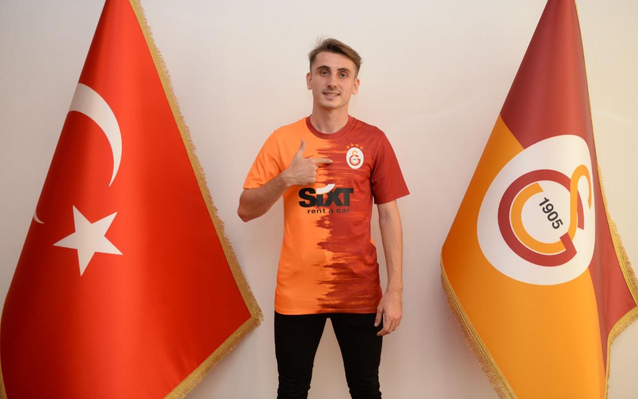 Galatasaray'da Kerem Aktürkoğlu transferi resmen açıklandı