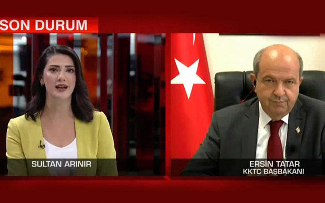 KKTC Başbakanı Ersin Tatar açıkladı: Acayip bir silahlanma var her şeye hazırlıklı olmalıyız
