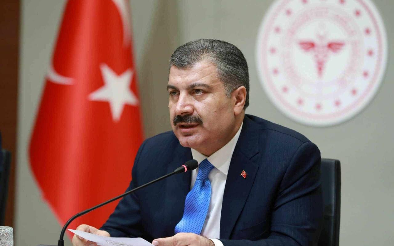 Sağlık Bakanı Fahrettin Koca en yüksek riskli 7 ili açıkladı Ankara da var