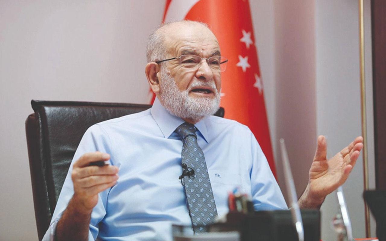 Karamollaoğlu'dan, Erdoğan-Saadet ittifakıyla ilgili olay açıklamalar! 'Kırmızı çizgileri' açıkladı