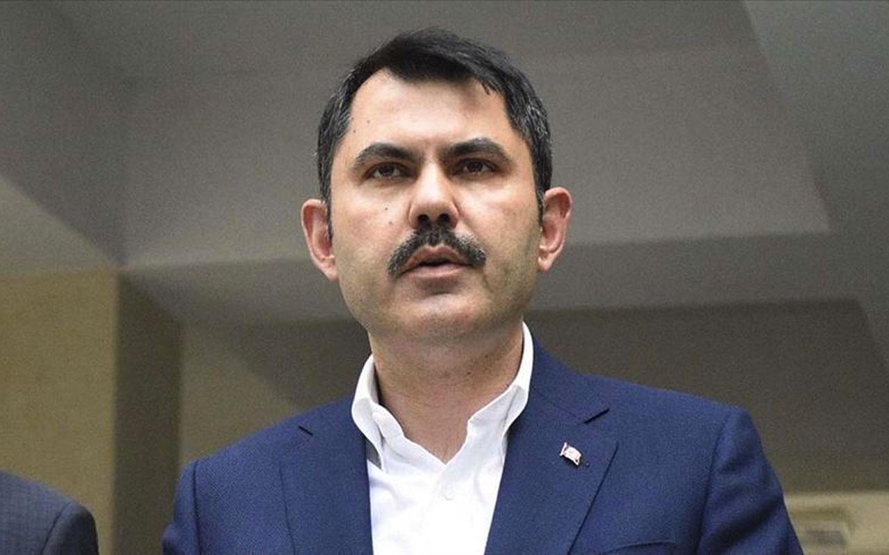 Murat Kurum duyurdu 1 yıl içerisinde Dereli tamamlanacak