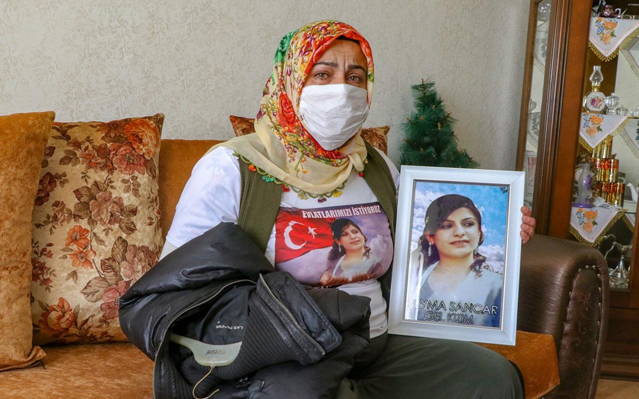 Kızı dağa kaçırılan Vanlı annenin feryadı: Kızımı HDP, PKK için büyütmedim