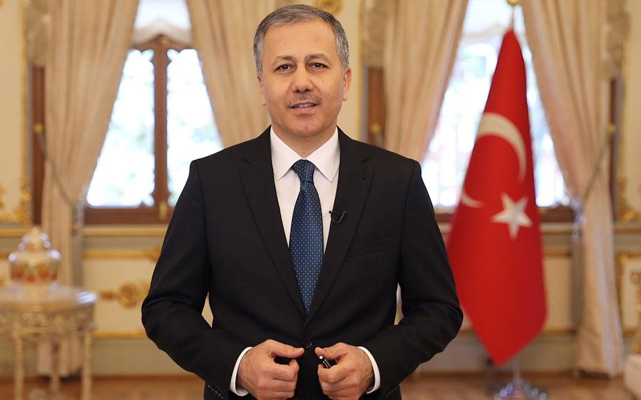 İstanbul Valisi Ali Yerlikaya'dan dikkat çeken çağrı