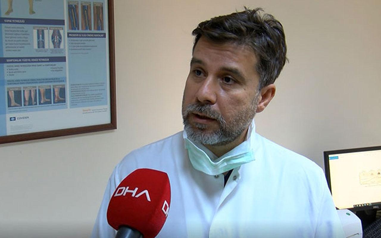 Kalp ve damar Cerrahisi profesöründen Covid-19 hastalarına 'kalp' uyarısı