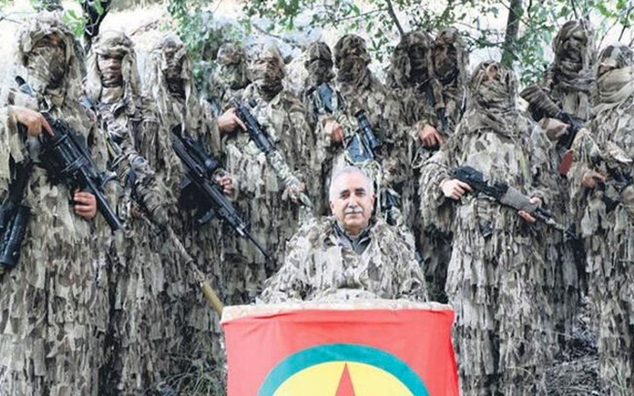 PKK elebaşı Murat Karayılan'ın SİHA korkusu! Özel kamuflaj da kurtaramadı