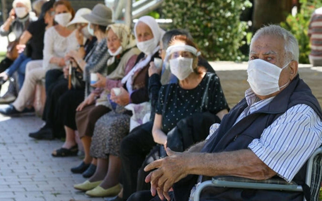 Bu saatlere dikkat! Mardin'de 65 yaş ve üstüne kısıtlama geldi