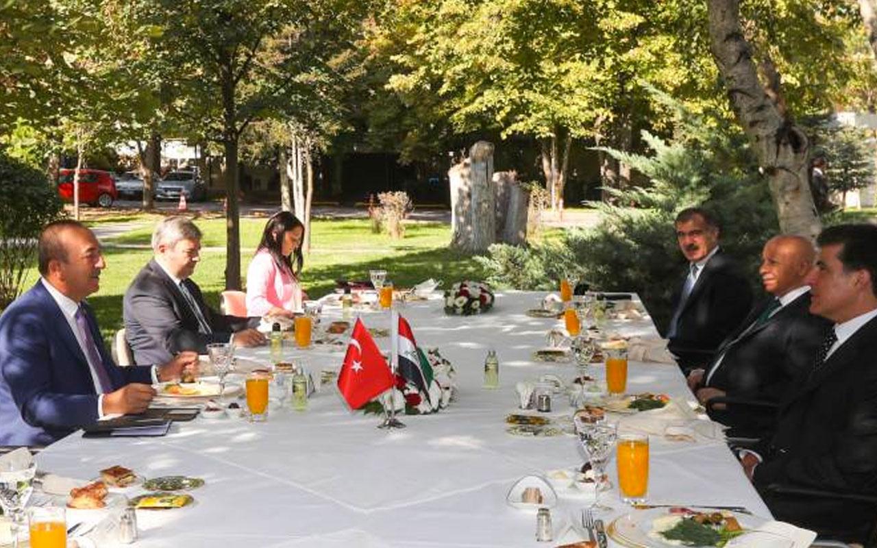 Neçirvan Barzani'den Türkiye'ye ziyaret masadaki konu PKK ile mücadele