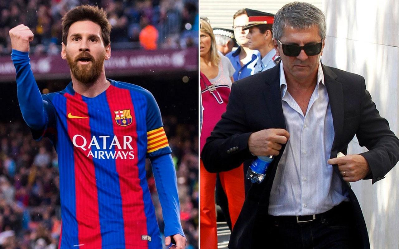 Messi'nin babasından La Liga yönetimine mektup