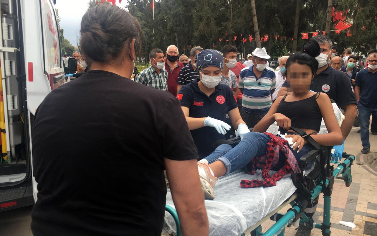 Sakarya'da 13 yaşındaki kız eski sevgilisi tarafından bıçaklandı