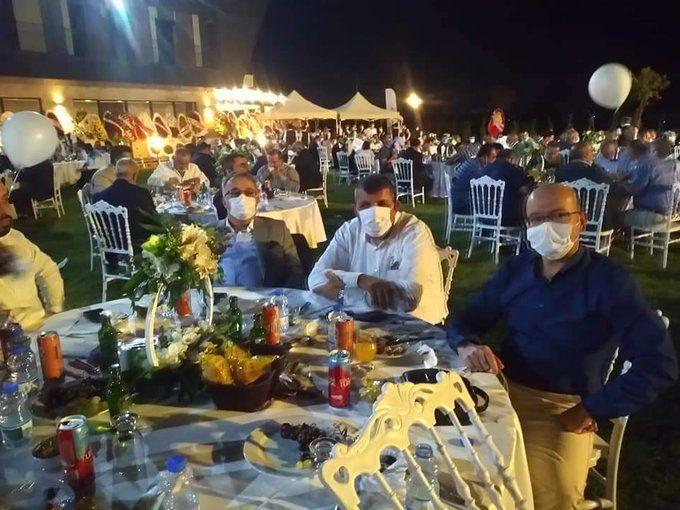 Kocaeli Milletvekili Cemil Yaman oğluna düğün yaptı! Tepki yağınca kendini böyle savundu