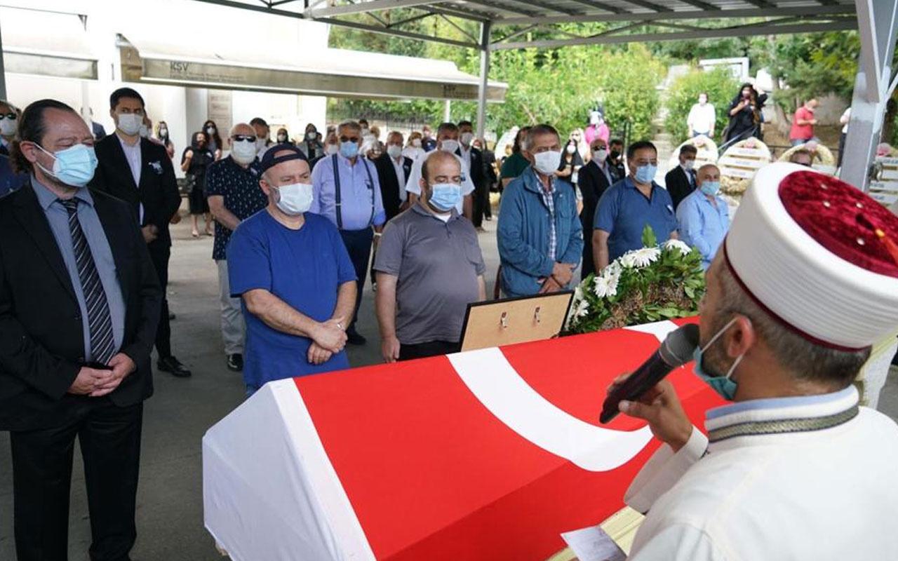 Prof.Dr. Gündüz Gedikoğlu son yolculuğuna uğurlandı