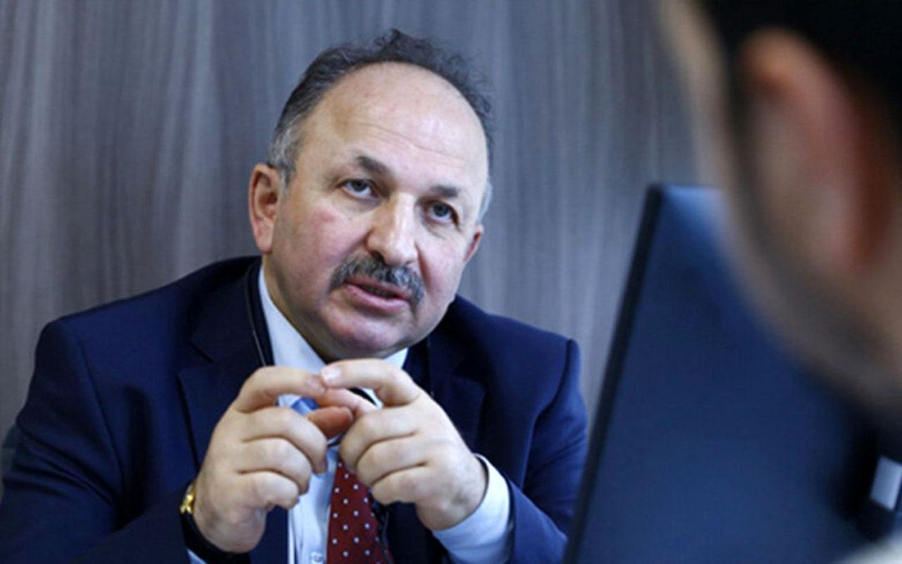 Ankara özelinde ayrı bir çalışma başlatıldı! Bilim Kurulu Üyesi Prof. Öztürk açıkladı