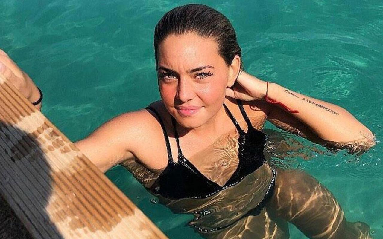 Survivor Aycan Yanaç bikinili pozlarının eleştirilmesine cevabıyla olay oldu