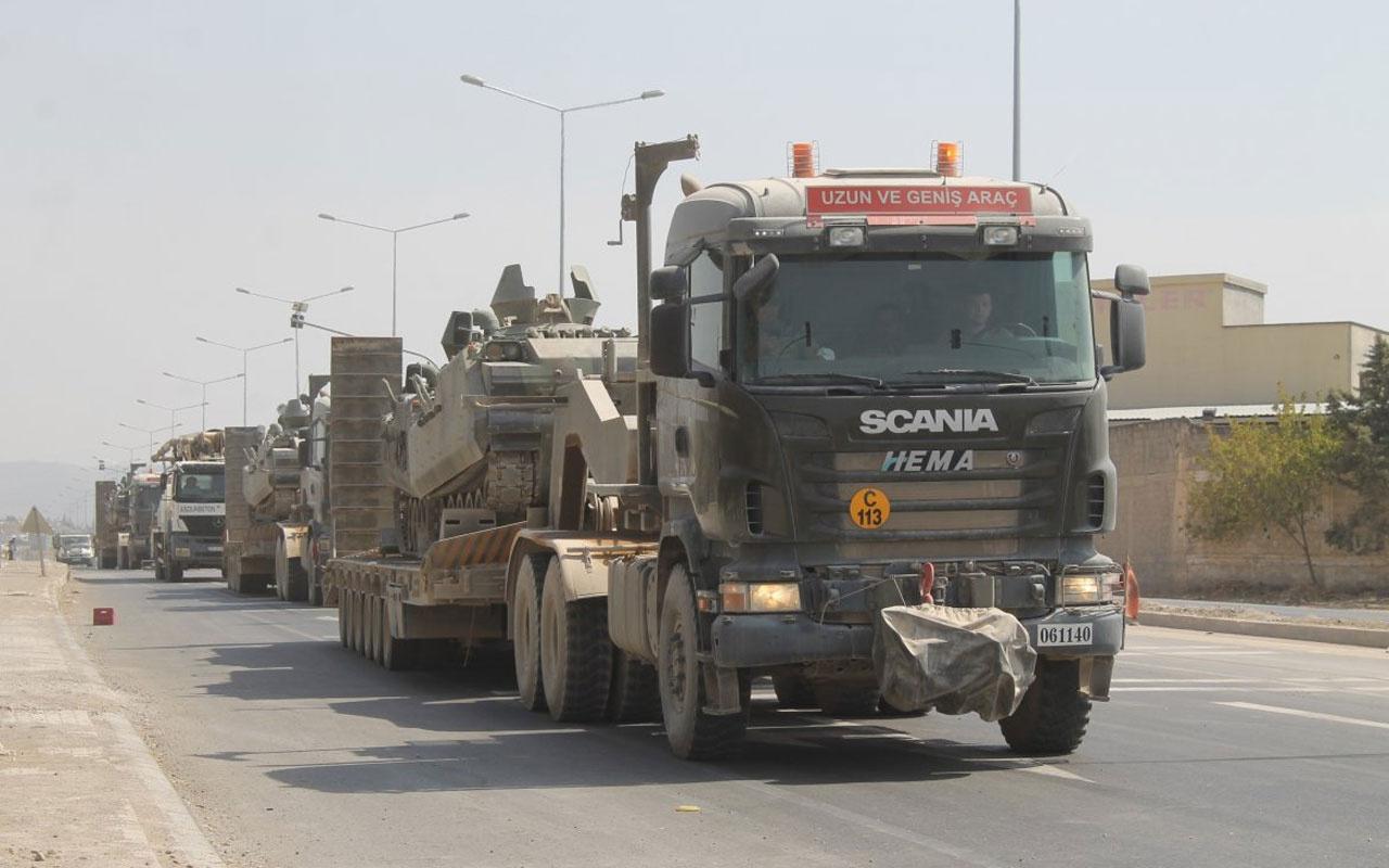 TSK, tankları Yunan sınırına sevk ediyor iddiasına açıklama