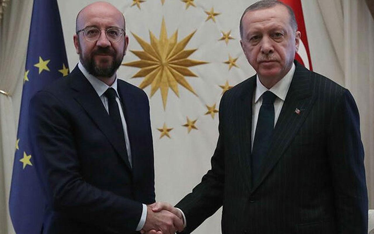 Erdoğan'dan Doğu Akdeniz diplomasisi