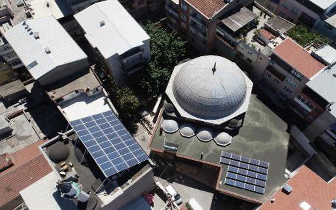 Bursa'da ezan sesi duyulmayınca caminin minaresini yüksek binanın çatısına yaptılar