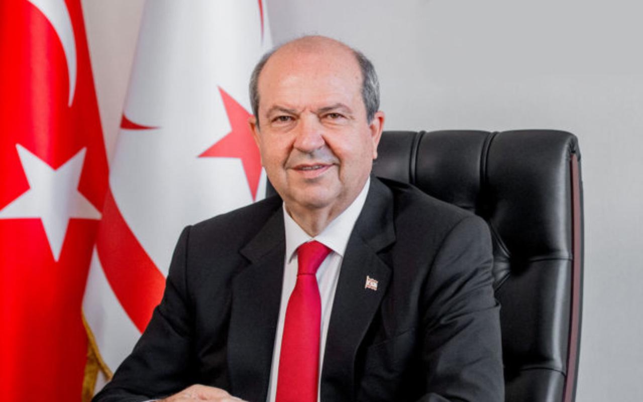 KKTC Başbakanı Ersin Tatar 'Akdeniz Fırtınası' tatbikatı için başarılar diledi