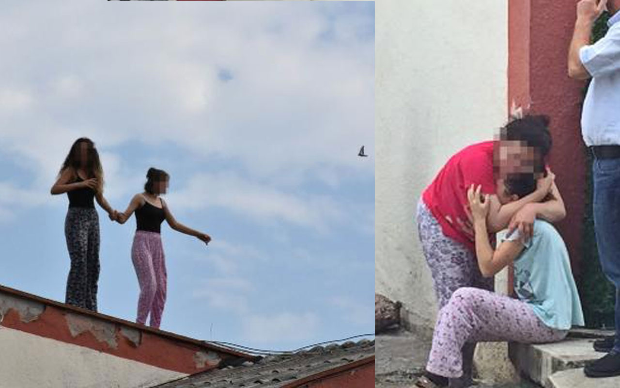Samsun'da yaşandı! Çocuk yuvasındaki kızlar intihara kalkıştı