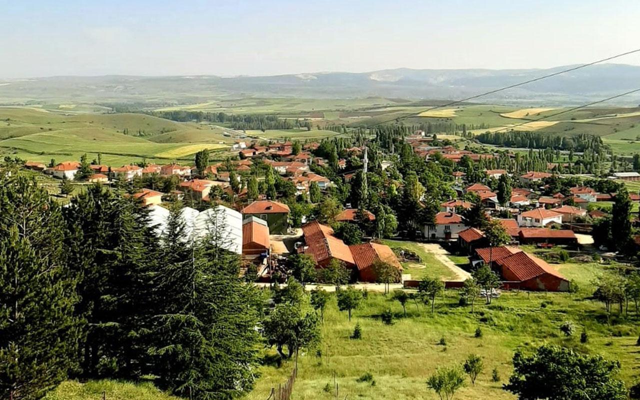 Bilecik'te Zemzemiye köyü karantinaya alındı
