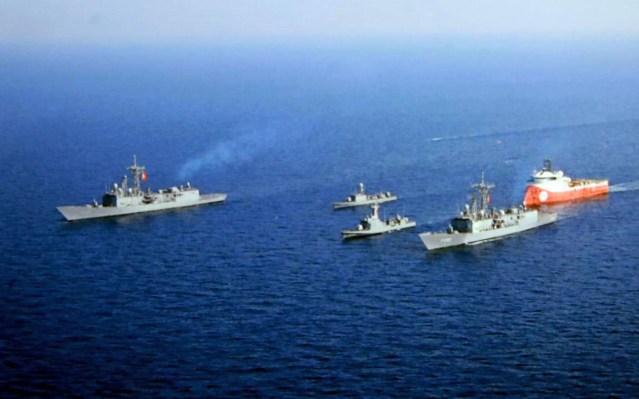 Bloomberg'in çarpıcı Erdoğan analizi! Konu sadece gaz değil güçlü donanma stratejik bağımsızlık