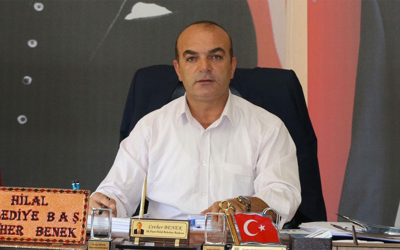 Şırnak'ta teröristler yol yapan belediye başkanını tehdit etti
