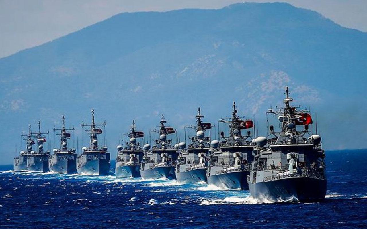 Bloomberg Türk ve Yunan donanmalarını karşılaştırdı! Yunanlılar yorum bile yapamadı