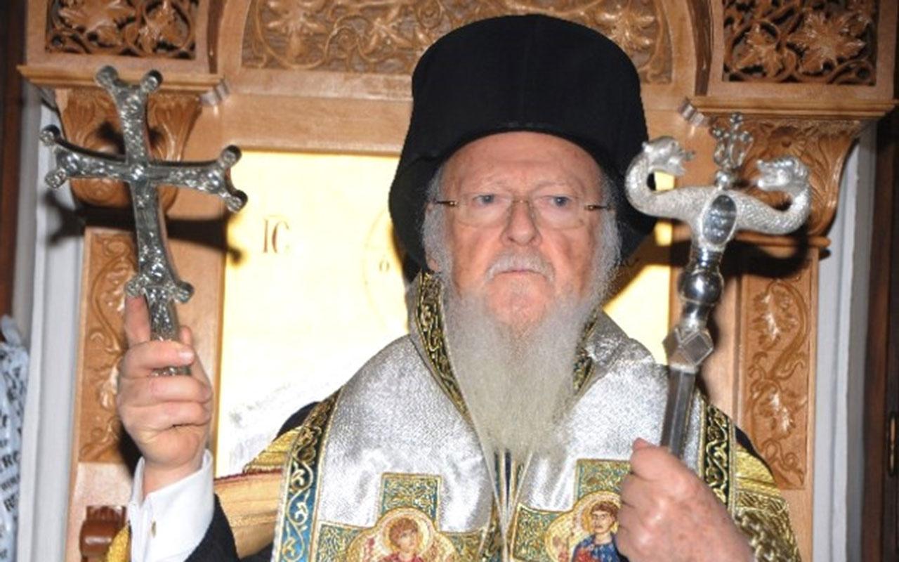 Fener Patriği Bartholomeos: Ayasofya ve Kariye'nin camiye dönüştürülmesi Yunanları rencide ediyor