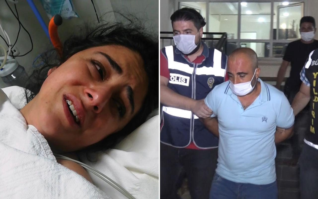 Bursa'da kıskançlık dehşeti! Kocanın ifadesi ortaya çıktı 'Melek'i bir erkek aradı