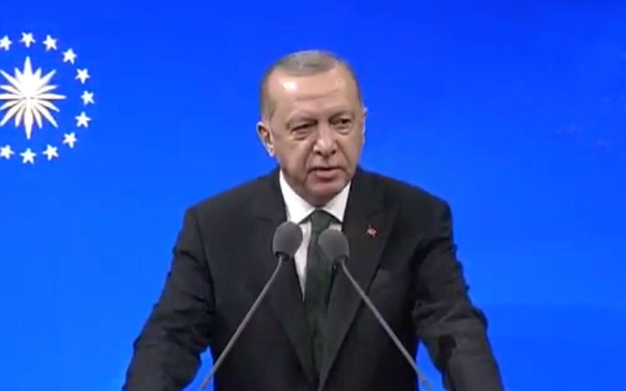Cumhurbaşkanı Erdoğan'dan kamuoyuna kritik çağrı: Vazgeçin