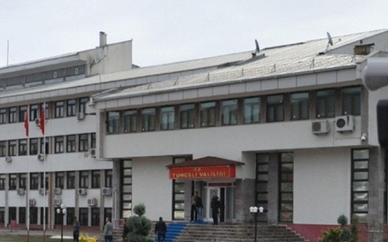 Tunceli Vali Yardımcısı Akın Zor ile Mazgirt Kaymakamı Menderes Topçuoğlu görevden alındı