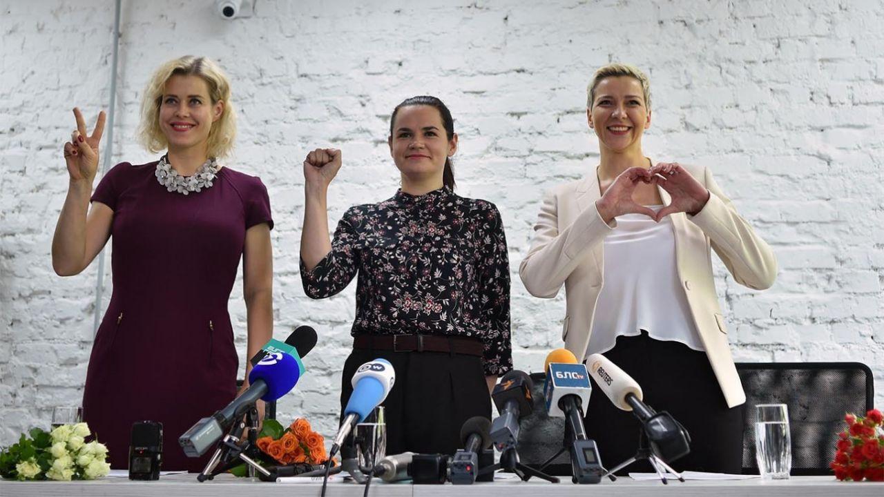 Belarus'ta Lukashenko'ya karşı duran üç kadın lider ortadan kayboldu! Öldürüldüler mi?