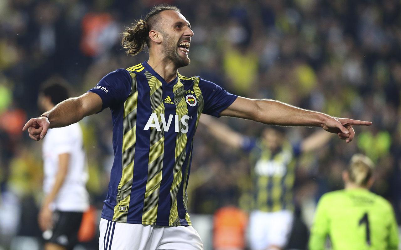 Forvet arayan Fenerbahçe'de rota Vedat Muriç'e döndü