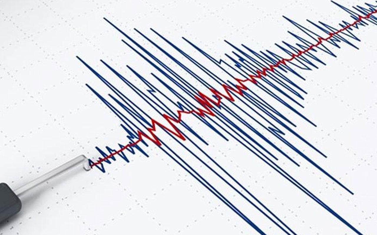 Büyük panik yaşandı! Endonezya'da 6,4 büyüklüğünde deprem