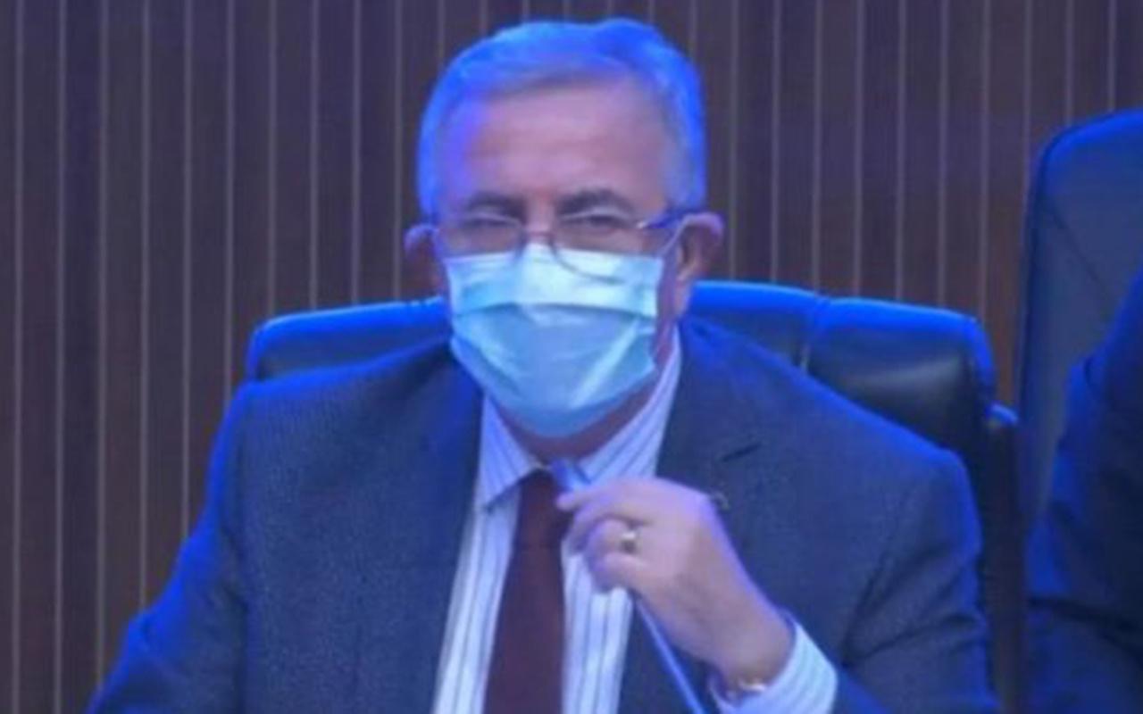 Ankara Büyükşehir Belediye Başkanı Mansur Yavaş açıkladı! 'Ankara koronadan kırılıyor'