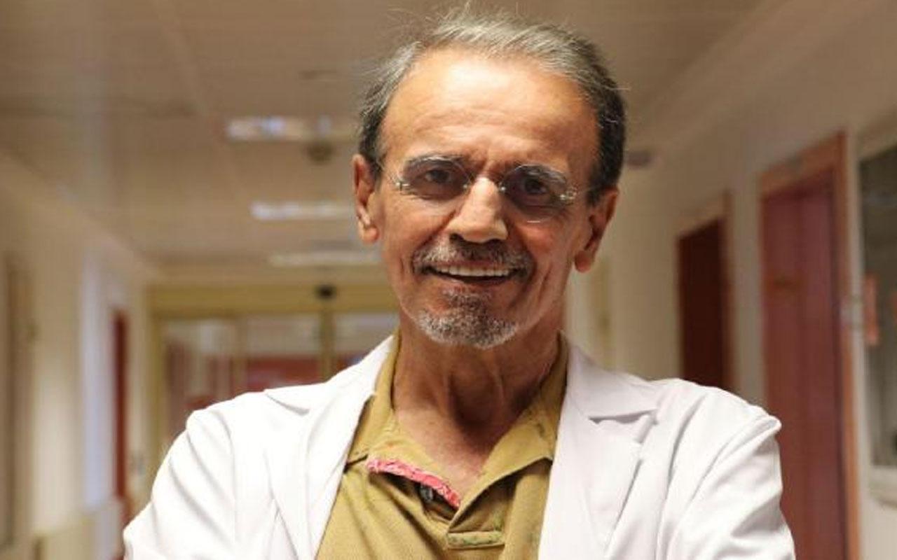 Prof. Dr. Mehmet Ceyhan: Pandemide 12 çocuk hayatını kaybetti, yaş ortalaması düşüyor