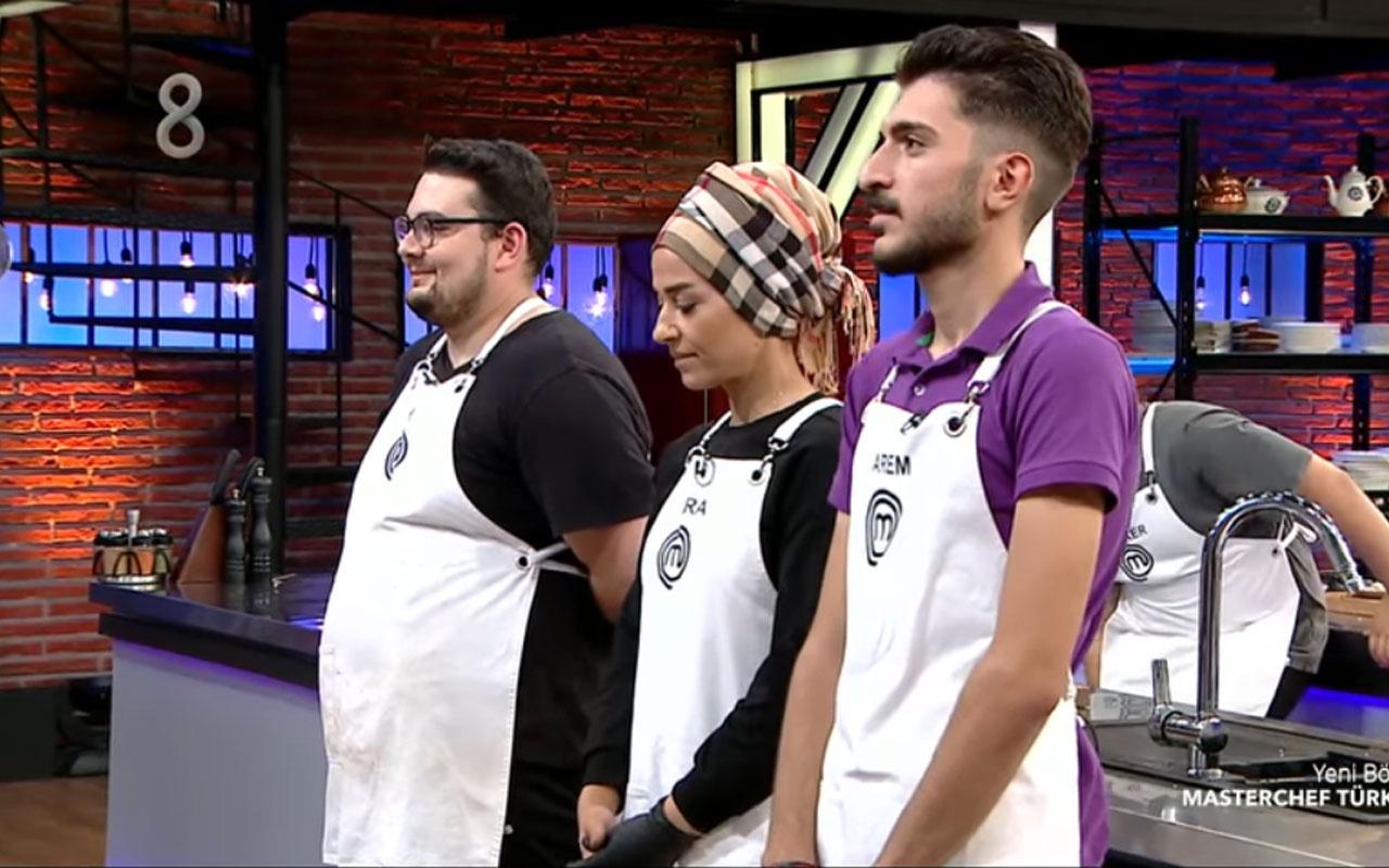 TV8 MasterChef Türkiye'de Esra kaptan oldu taktik yapıp bakın kimi kaptan seçti
