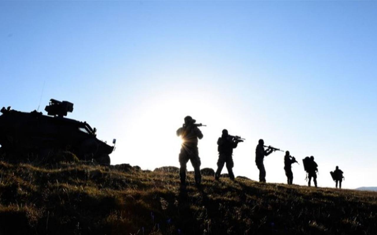 MSB: Barış Pınarı bölgesinde 3 PKK'lı terörist öldürüldü