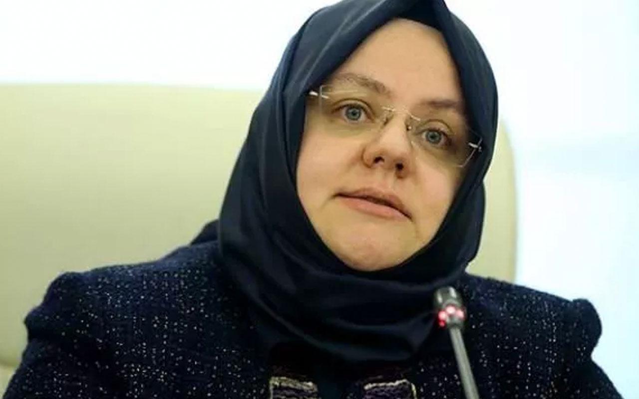 Bakan  Zehra Zümrüt Selçuk duyurdu! Süreli engelli raporlarının süresi uzatıldı