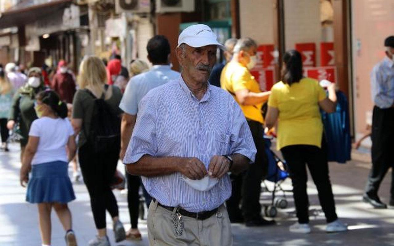 65 yaş üstü sokağa çıkma yasağı mı geldi hangi illerde?