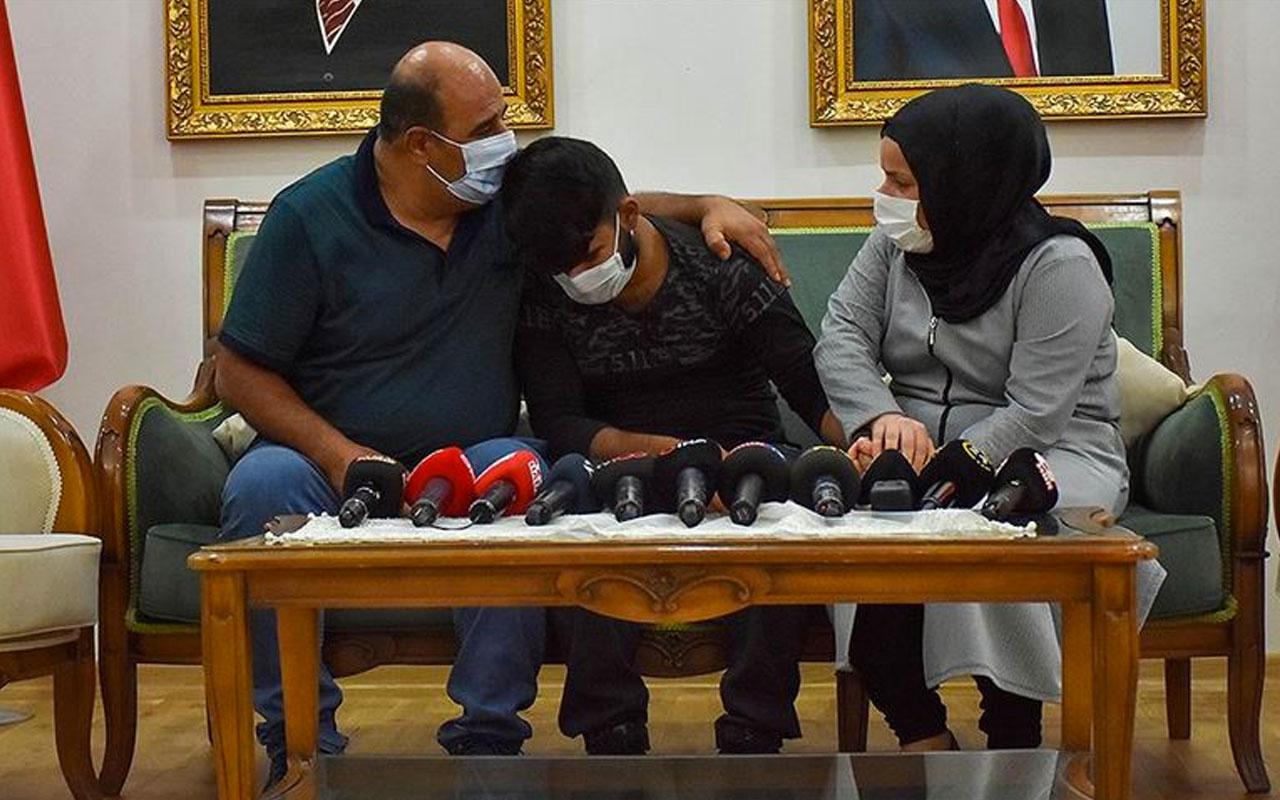 Diyarbakır annelerinin eyleminde bir aile daha evladına kavuştu sayı 16 oldu