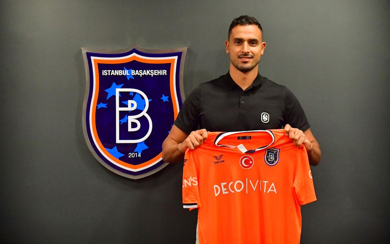 Başakşehir, Chadli transferini resmen açıkladı