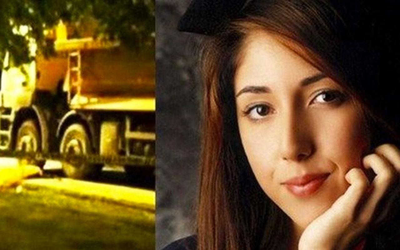 Şule İdil Dere'nin ölümü davasında karar çıktı hafriyat kamyonun altında can vermişti