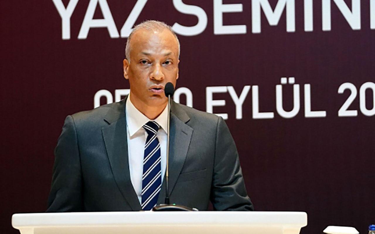 MHK Başkanı SerdarTatlı'dan Halil Umut Meler açıklaması