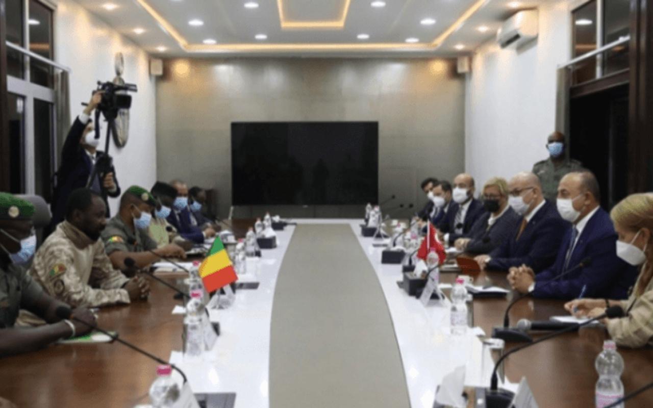Dışişleri Bakanı Çavuşoğlu: Türkiye her zaman Mali halkının yanındadır