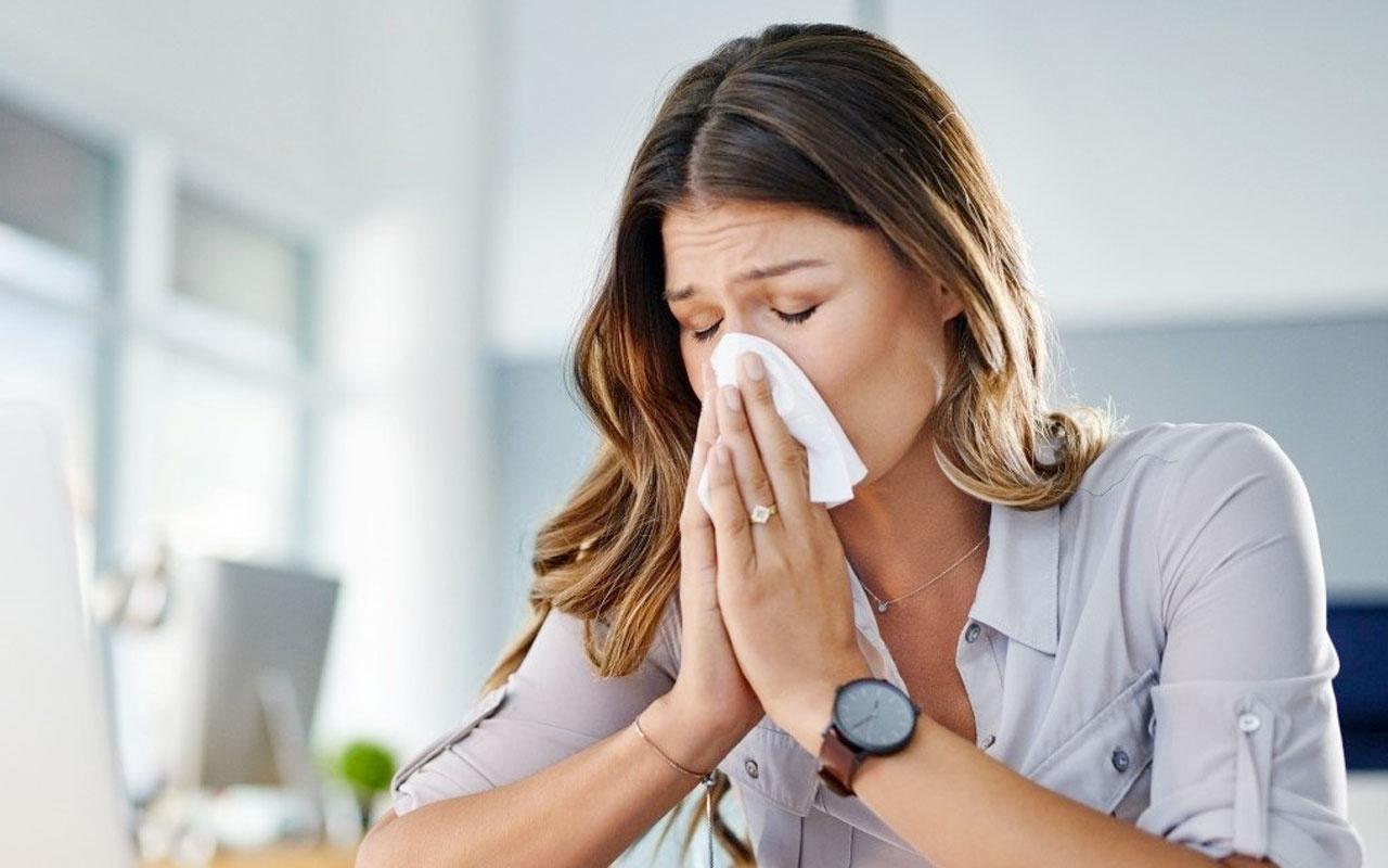 Grip ve Covid-19 enfeksiyonu aynı anda ölüm riskini ikiye katlıyor